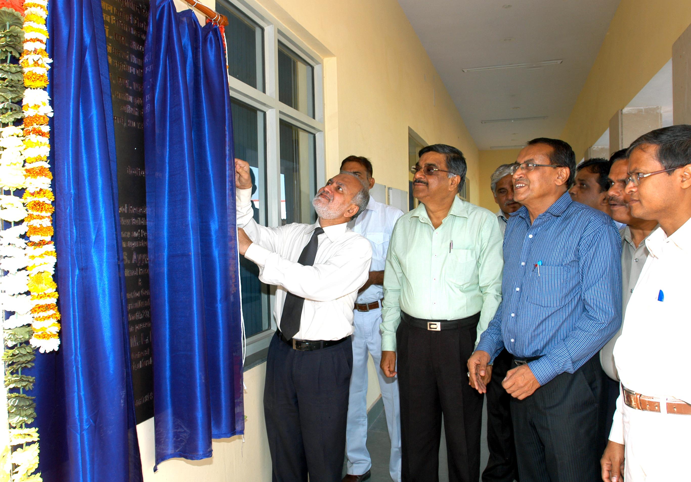 Inaugration of New Meat Science Lab
